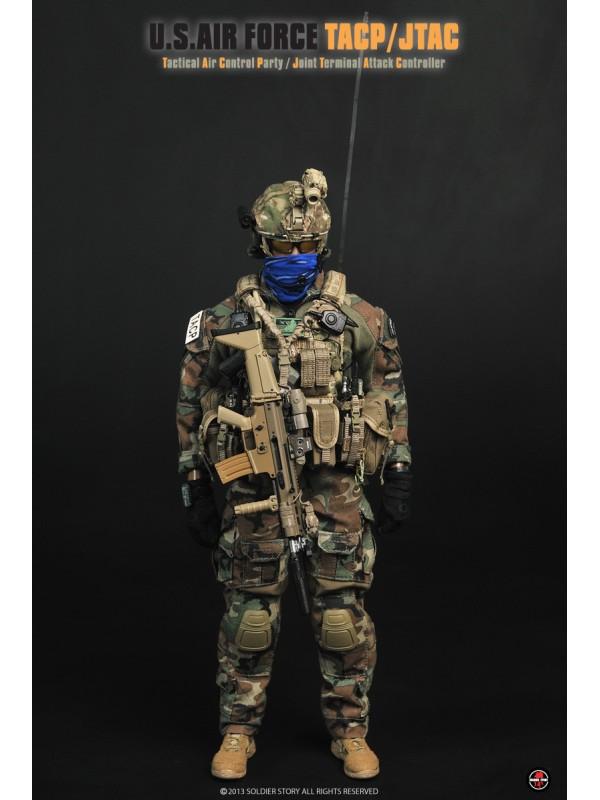 Soldier Story 1/6 SS075 U.S. AIR FORCE TACPJTAC (HKD$928 ) (HKD$928 )