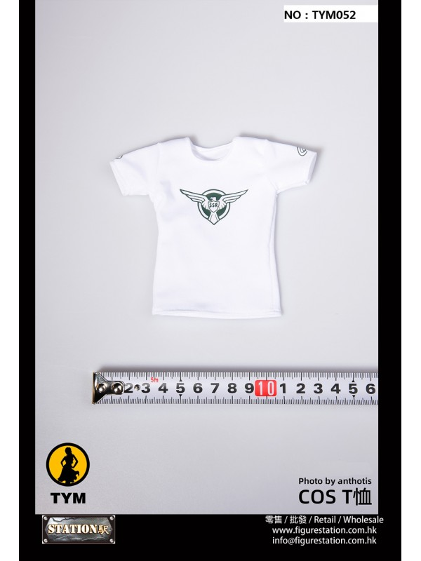 (IN STOCK) Technic Toys TYM052 1/6 1200px T-Shirt