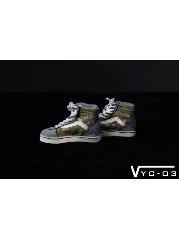 VYC 01-03 Camouflage Shoes