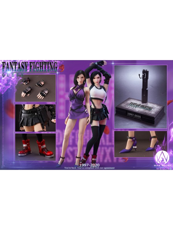War Story WS009B 1/6 Fantasy Fighting Queen Deluxe Edition (Pre-order HKD$1198 )