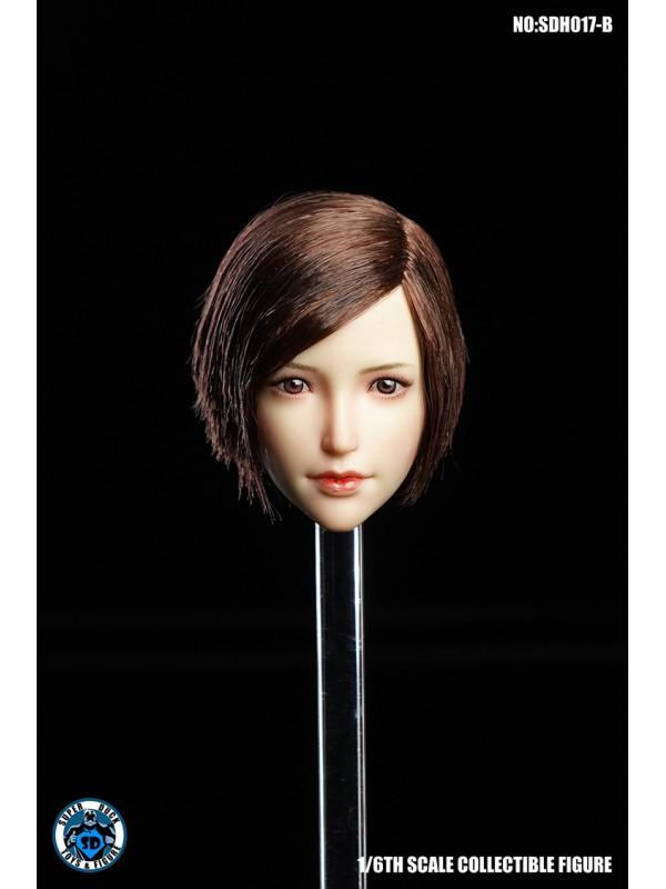 SUPER DUCK SDH017 1/6 Female Headsculpt