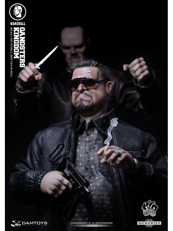 DAMTOYS GK002MX 1/6 Gangsters Kingdom ---Memory article:Fat man