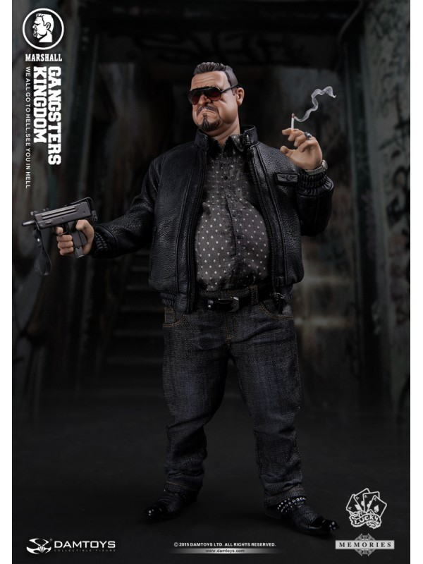 DAMTOYS GK002MX 1/6 Gangsters Kingdom ---Memory ar...