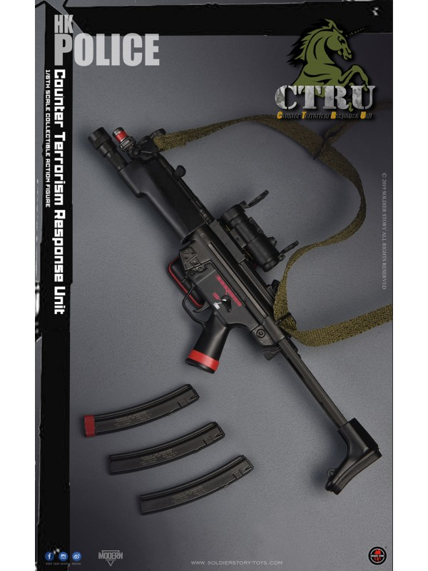 Soldier Story- SS115-CTRU (Assault Team) 1/6th scale Collectible Figure