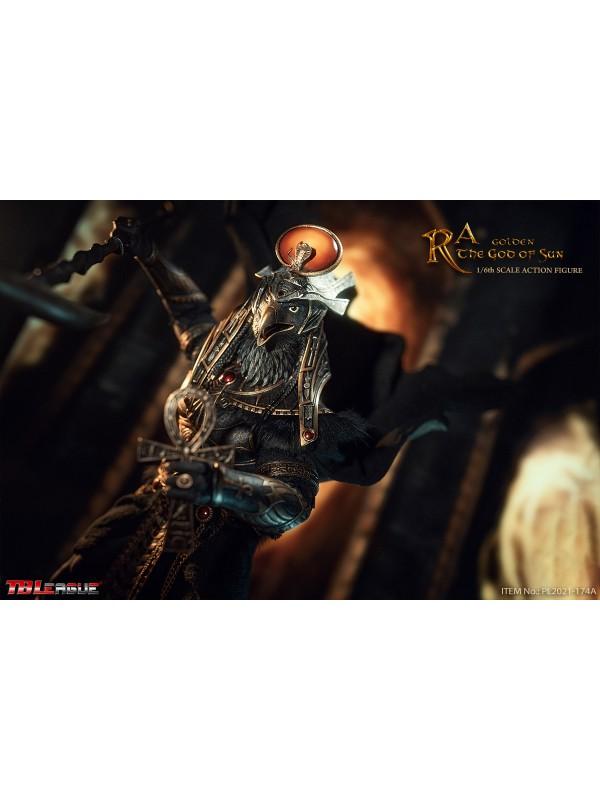 TBLeague PL2021-174 1/6 Ra the God of Sun Golden & Sliver (Pre-order HKD$1298 )