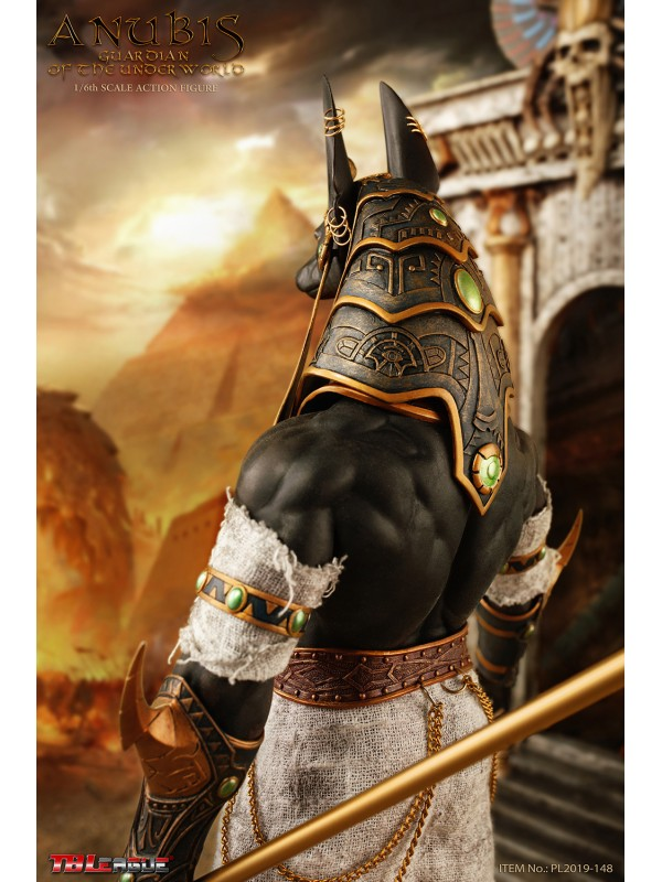 TBLeague PL2019-148 1/6  Anubis Guardian of The Underworld