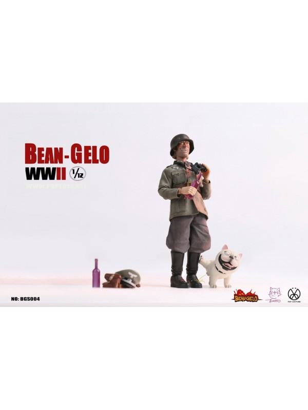 POPTOYS  BGS004 1/12 Bean Gelo Series Brand
