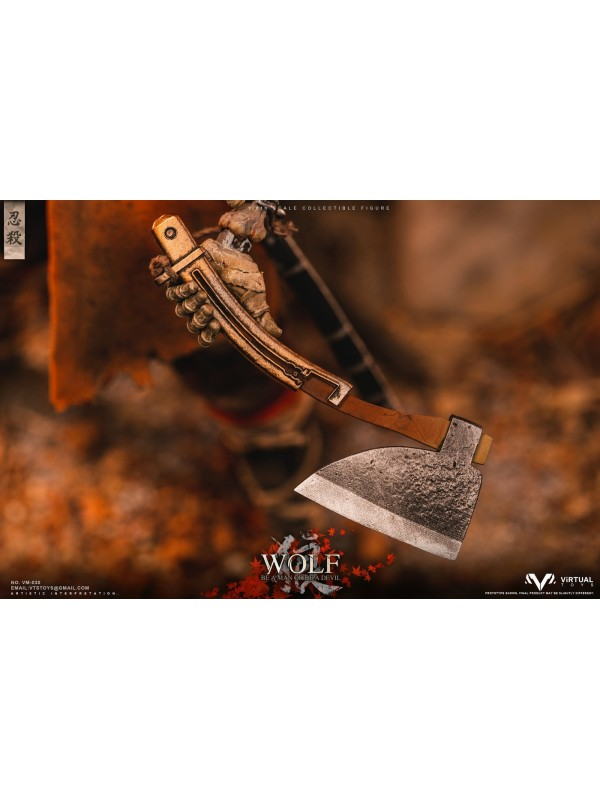 VTS TOYS VM-030DX 1/6  The wolf of Ashina Deluxe Edition