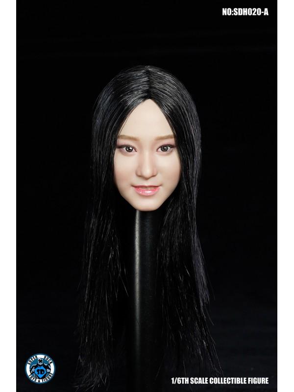 SUPER DUCK SDH020 1/6 Female Headscuplt