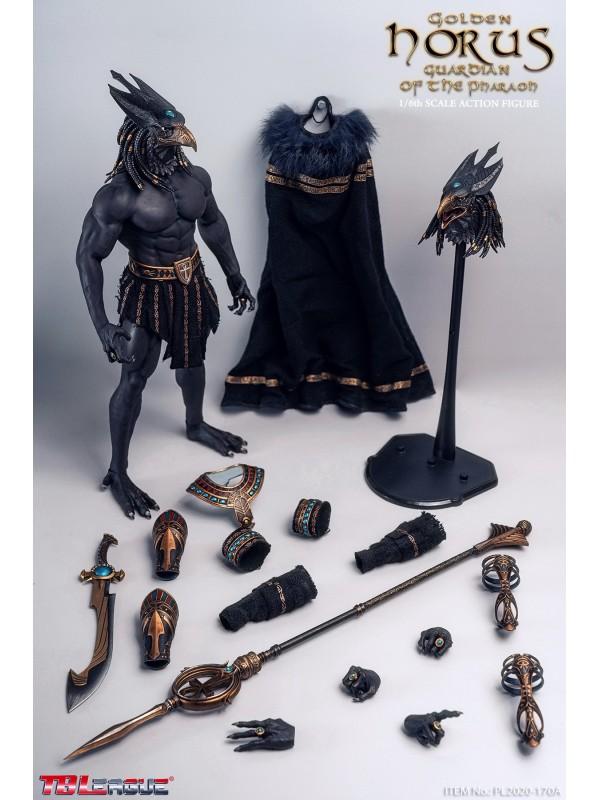 TBLeague PL2020-170A 1/6 Horus Guardian of Pharaoh- Golden