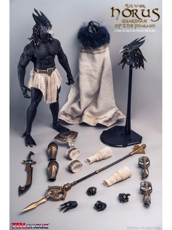 TBLeague PL2020-170B 1/6 Horus Guardian of Pharaoh- Sliver