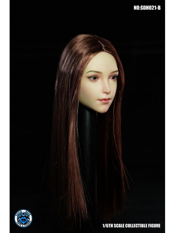 SUPER DUCK SDH021 1/6 Female Headscuplt