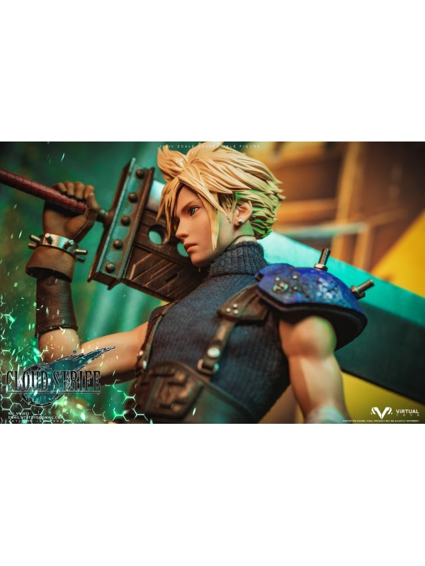VTSTOYS VM-033C 1/6 FORMER 1st CLASS SOLDIER - Collector's Edition