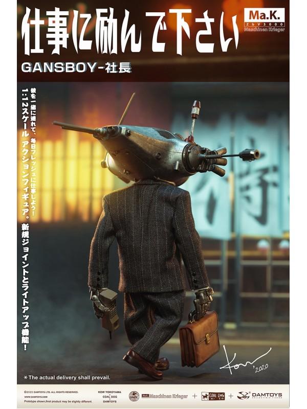 DAMTOYS CS020 1/12 Gansboy  (Pre-order HKD$818)
