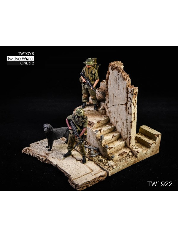 TWTOYS TW1922 1/12 Afghanistan 2.0 Scene