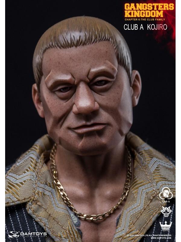 DAMTOYS GK021 1/6 Gangsters Kingdom Club A KOJIRO