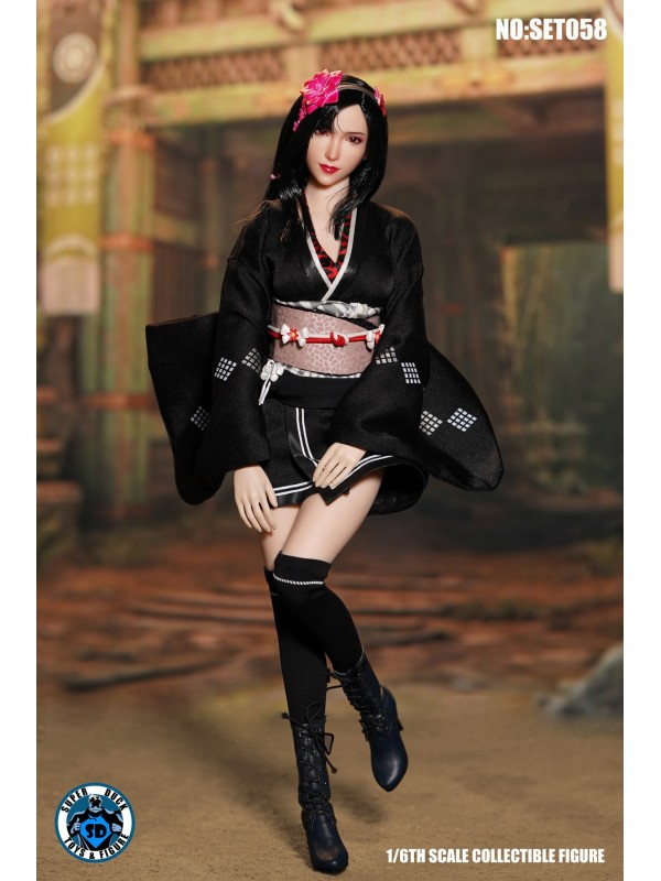 SUPER DUCK SET058 1/6 Fantasy Fighting Goddess-[and clothing] without body
