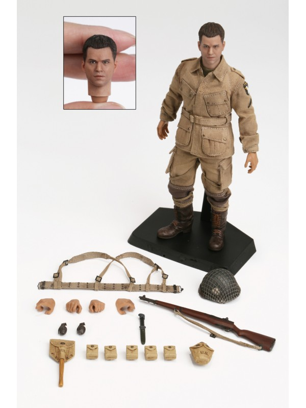 POPTOYS CMS003 1/12  WWII US Rescue Squad Paratrooper