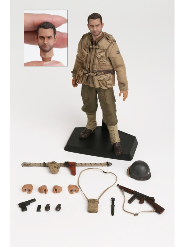 POPTOYS CMS002 1/12 WWII US Rescue Squad Captain
