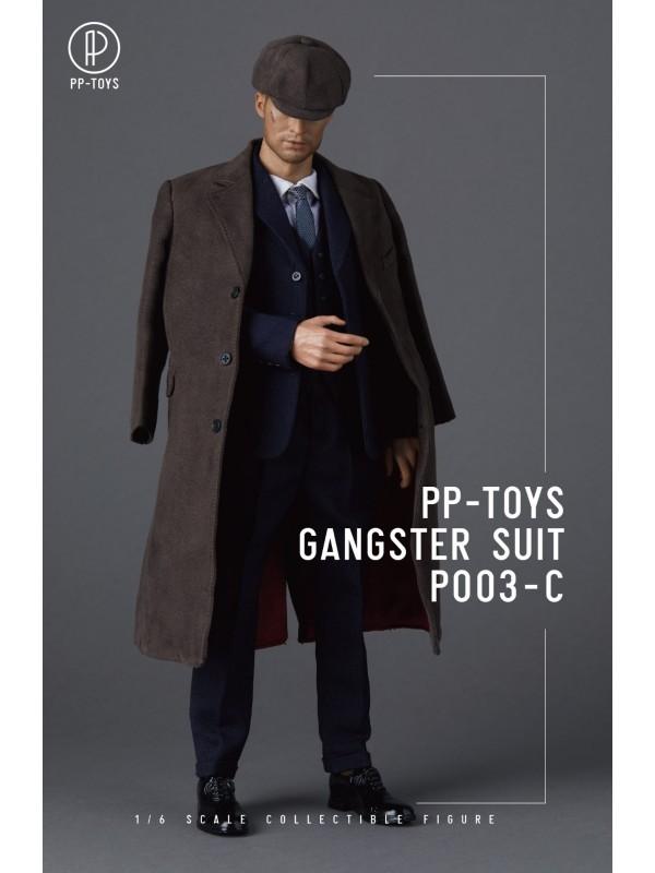 PP-TOYS P003 1/6 WWII 英倫復古西裝 套裝British Retro Suit
