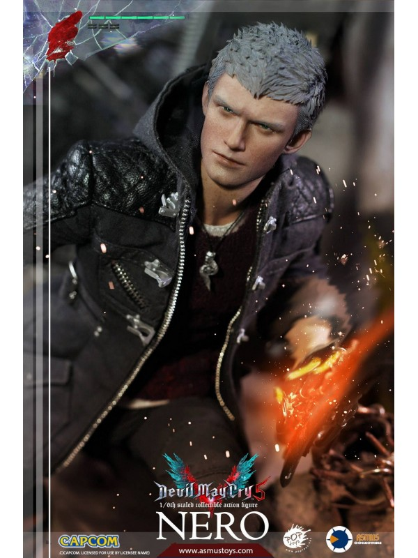 Asmus Toys DMC503 1/6 《Devil May Cry V/DMC V/5》- NERO