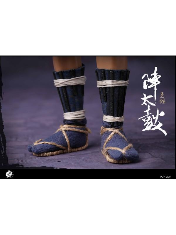 POPTOYS 1/6 W09 Oda Nobunaga Army - Taiko Drum Ashigaru 2.0