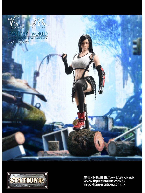 VSTOYS 19XG63 1/6 The goddess of fantasy Tifa 3.0