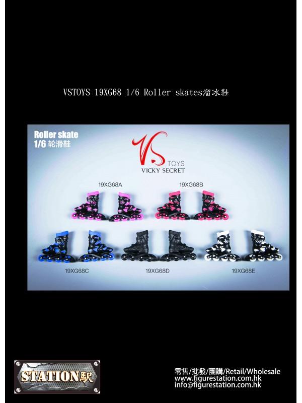VSTOYS 19XG68 1/6 Roller skates (Pre-order HKD$75 ...
