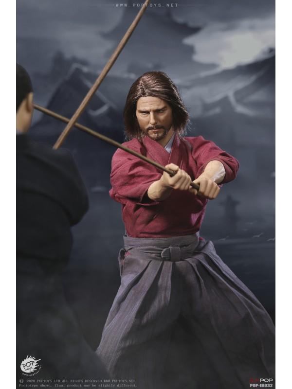 POPTOYS EX032 1/6 Devoted Samurai Trainee version  (Pre-order HKD$888 )