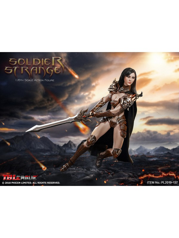 TBLeague PL2019-137 1/6 Soldier Strange