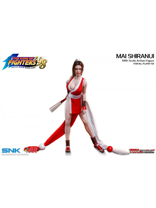 (Sold Out)TBLeague 1/6 KOF98 - MAI SHIRANUI Action Figure