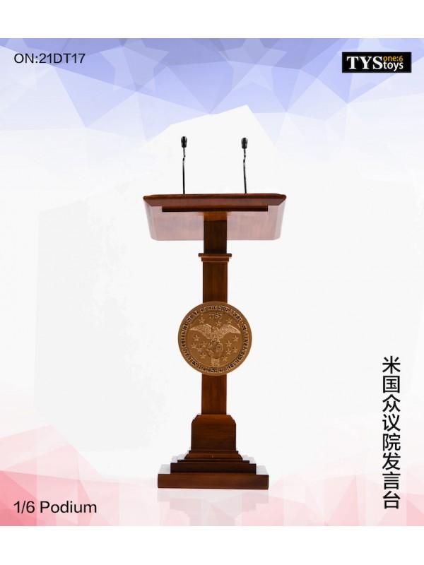 TYSTOYS 21DT17 1/6 Podium (Pre-order HKD$278 )