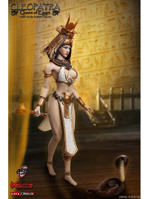 (Sold out)TBLeague PL2019-138 1/6 CLEOPATRA Queen of Egypt