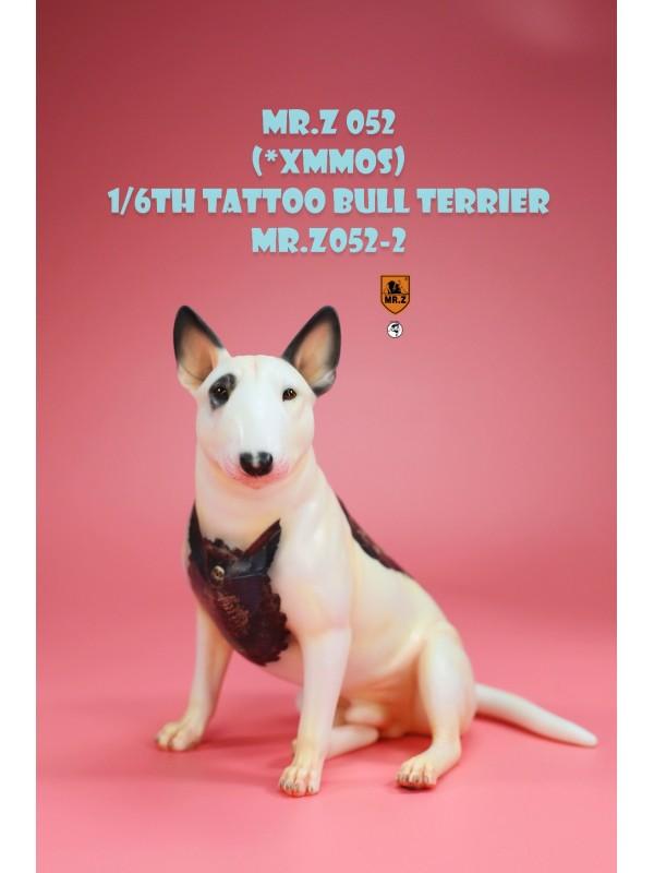 MR.Z MRZ052 1/6 TH Tattoo Bull Terrier