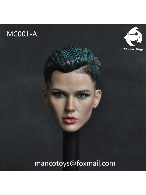 Manco Toys MC001 1/6 Female Headsculpt