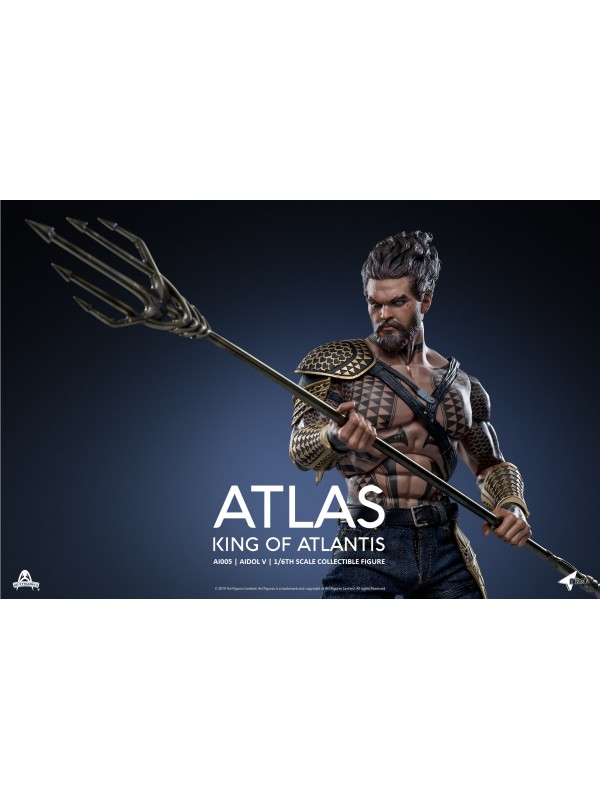 Art Figure AI-005 1/6 King of Atlantis ATLAS