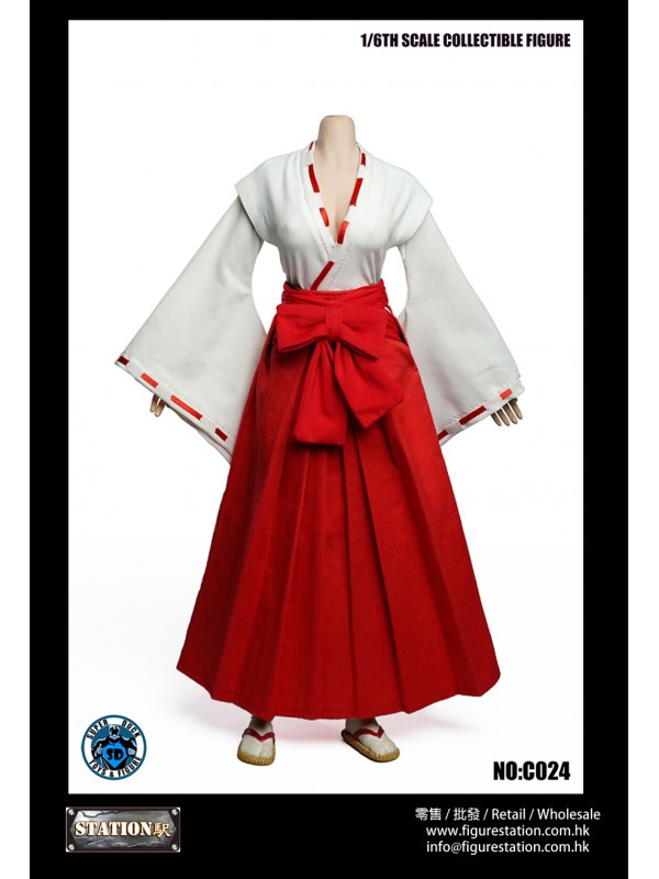 SUPER DUCK C024 1/6 Hakama