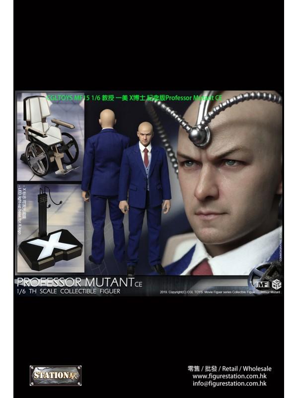 CGLTOYS MF15 1/6 Professor Mutant CE