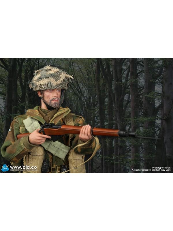 DID K80136 1/6 British 1st Airborne Division (Red Devils) Sergeant Charlie