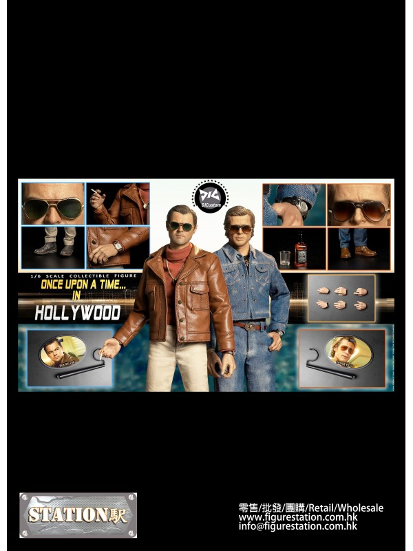 DJ-CUSTOM DJ-16005 1/6 Double sets《Hollywood tim...