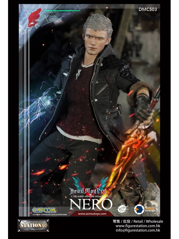 Asmus Toys DMC503 1/6 《Devil May Cry V/DMC V/5�...