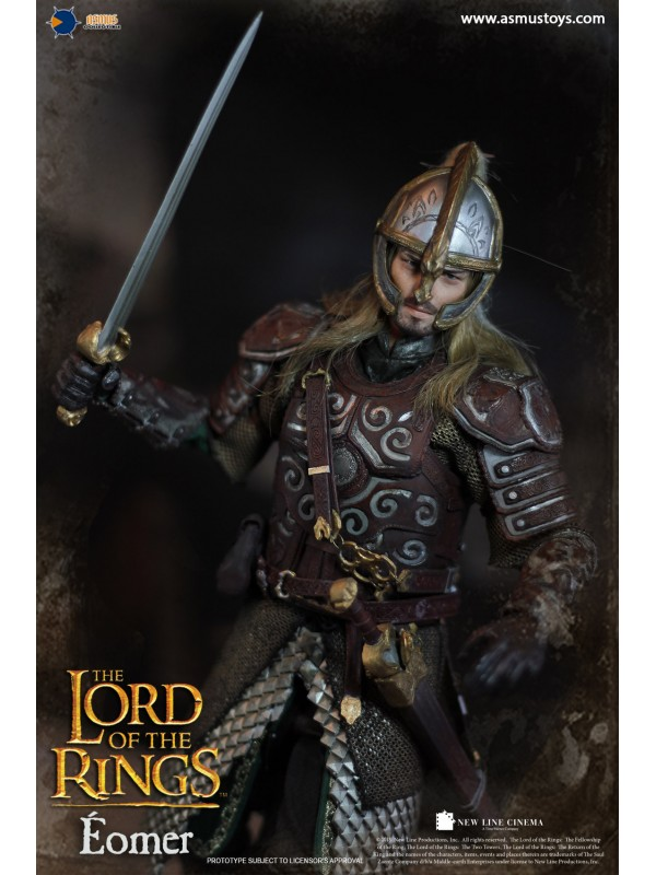 Asmus Toys LOTR011 THE LORD OF THE RING SERIES Éomer