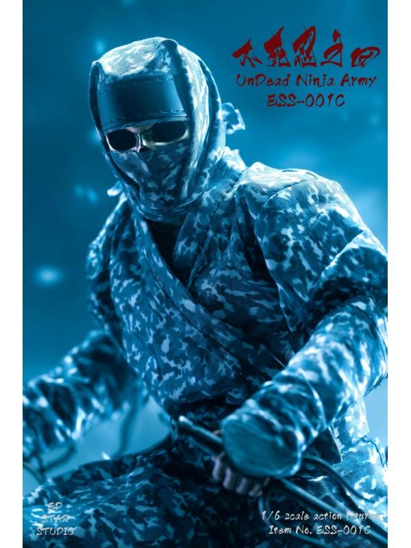 EdStar ESS-001 1/6 Undead Ninja Army