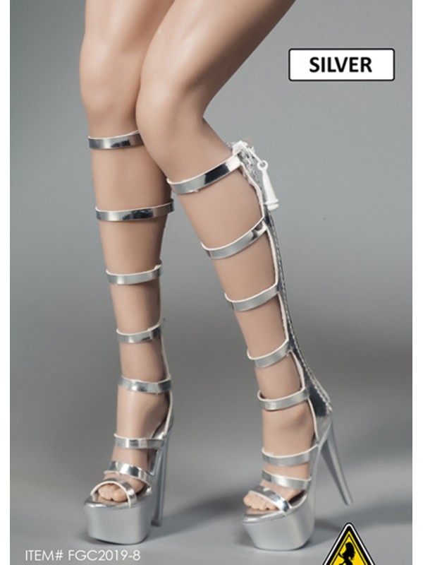 Flirty GIRL COLLECTIBLES FGC2019-1-10 1/6 Female Fashion Boots