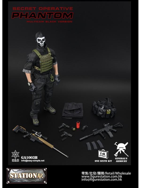 General's Armoury GA1003B Special Operative Phanto...