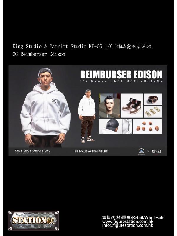 King Studio & Patriot Studio KP-OG 1/6 k&O...