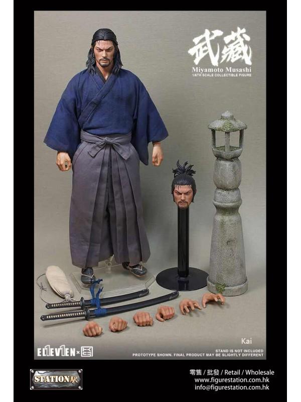 EL1EV1EN X KAI 1/6 Musashi