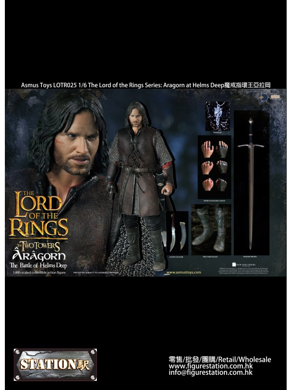 Asmus Toys LOTR025 1/6 The Lord of the Rings Serie...