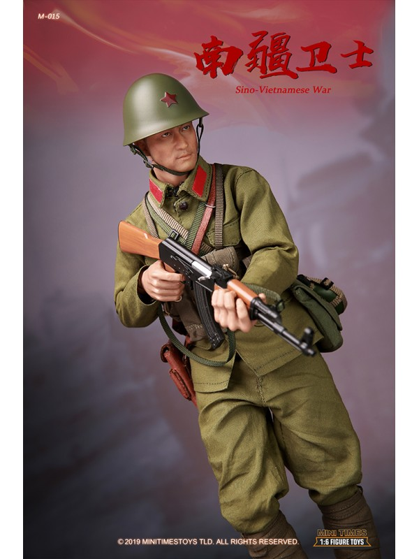 Mini Time M015 1/6 PLA Sino-Vietnamese War