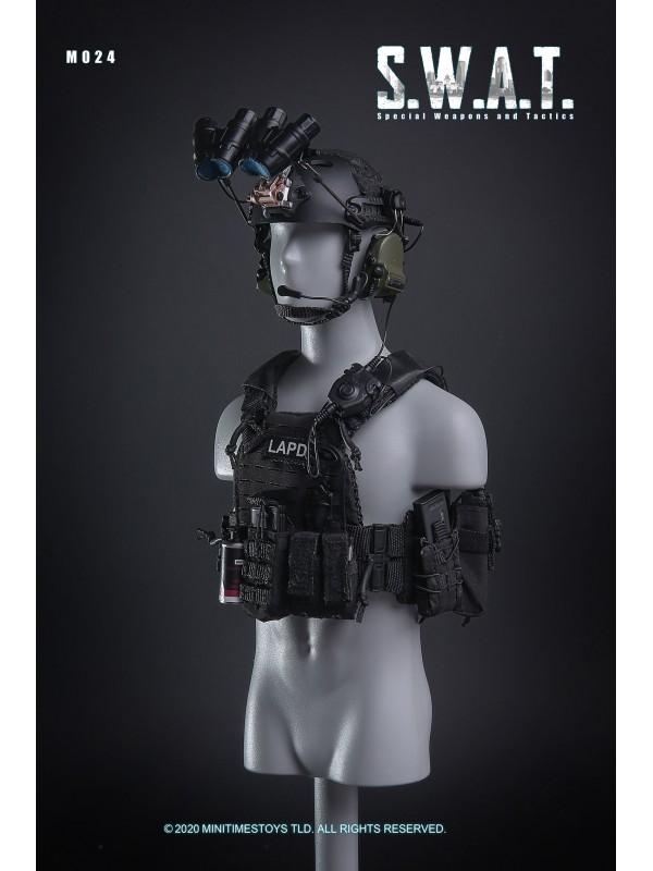 Mini Time MT-M024 1/6 SWAT 2.0